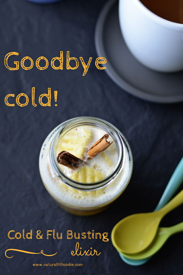 cold & flu busting elixir