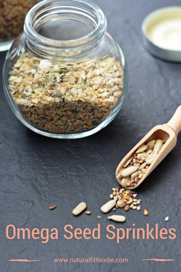 omega seed sprinkles