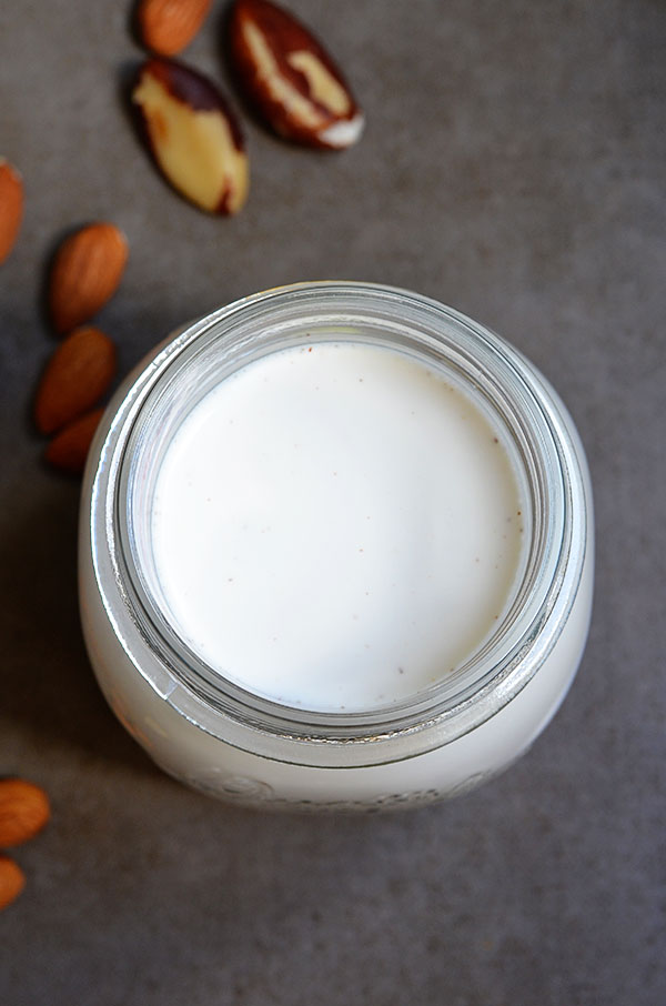 This Brazil Almond nut milk is a game changer. The nut milk to convert anyone who has been sceptical about trying alternative milks.