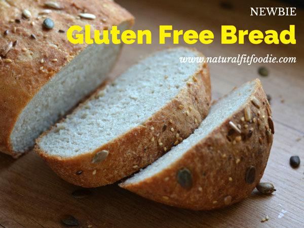 newbie gluten free bread