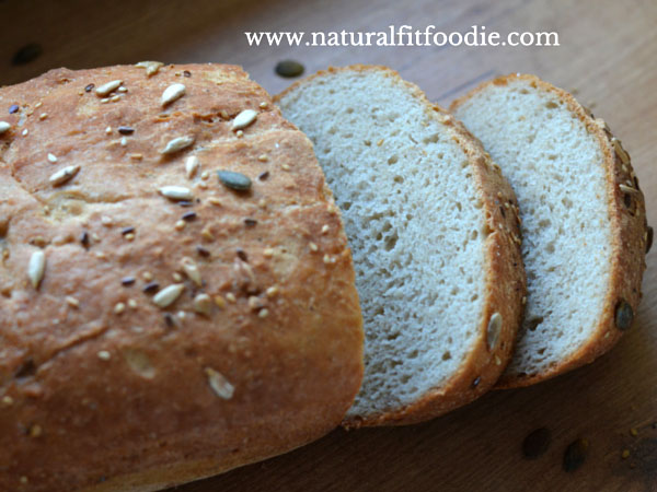 Easy Newbie Gluten Free Bread