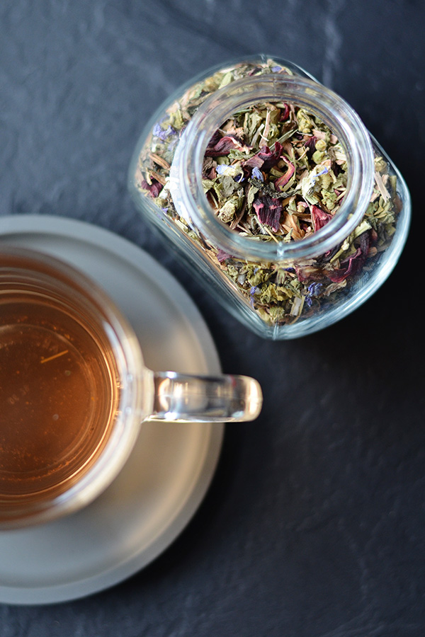 Anti-inflammatory weight loss tea