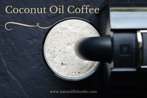 coconut oil coffee