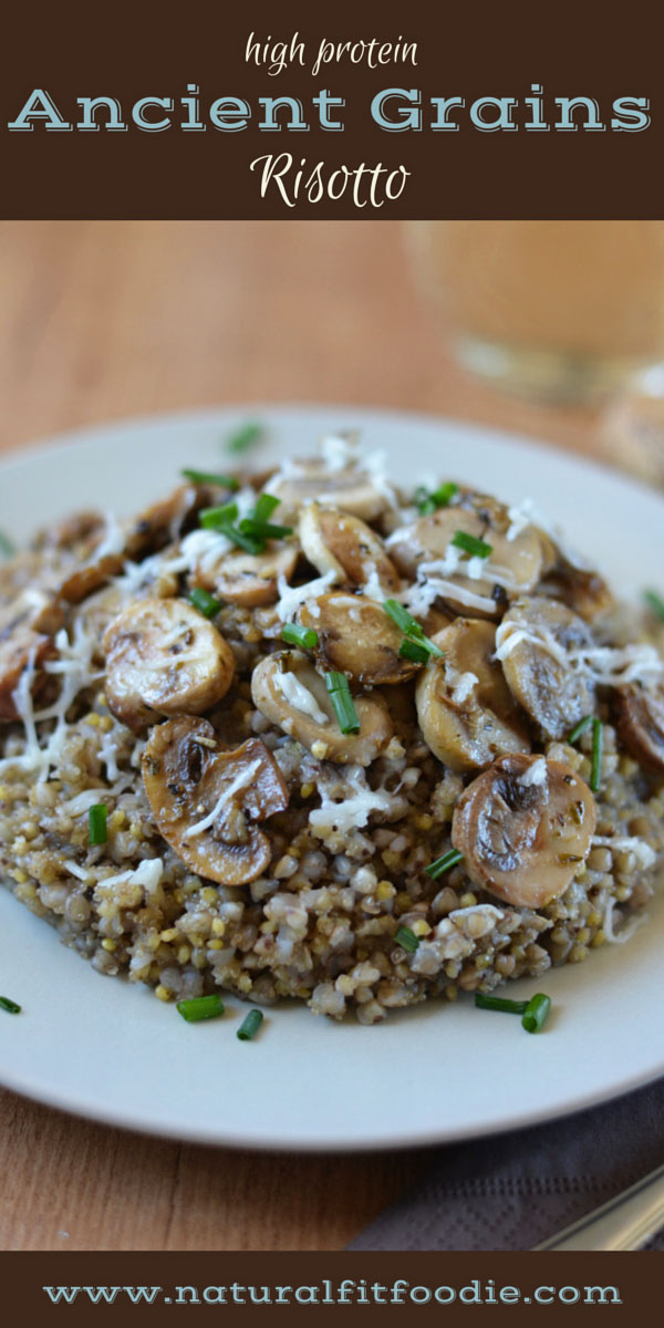 ancient grains risotto