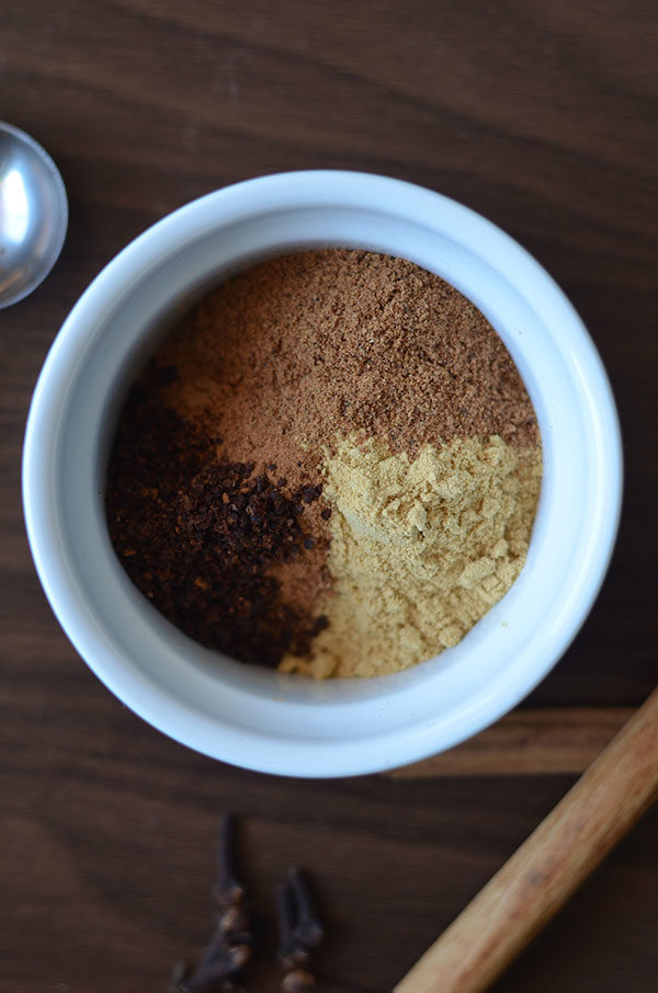 DIY Pumpkin Spice Mix - This Pumpkin Spice mix is truly versatile, super easy to put together and I'm sure you already have the necessary spices in your pantry.