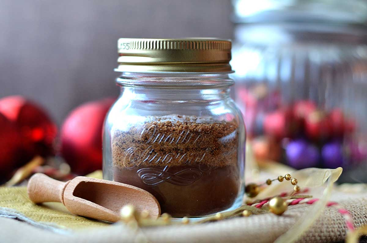 Homemade Hot Chocolate Mix (vegan, paleo) - Natural Fit Foodie