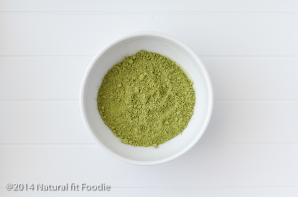 Vanilla Bean Matcha Green Tea - This vanilla bean matcha green tea supports mental focus and provides sustained energy without the jitters!