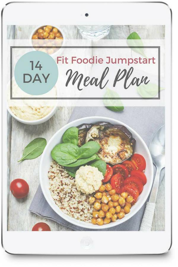 14 Day Fit Foodie Jumpstart