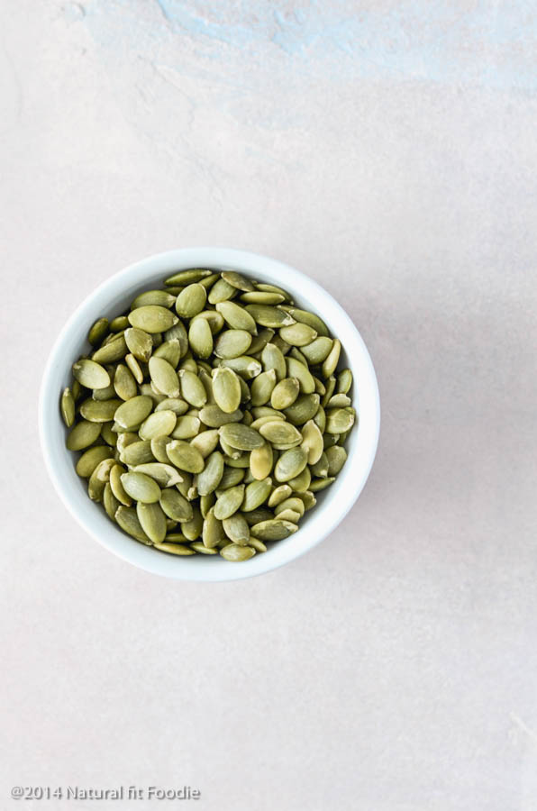 Pumpkin Seeds for Seed Cycling