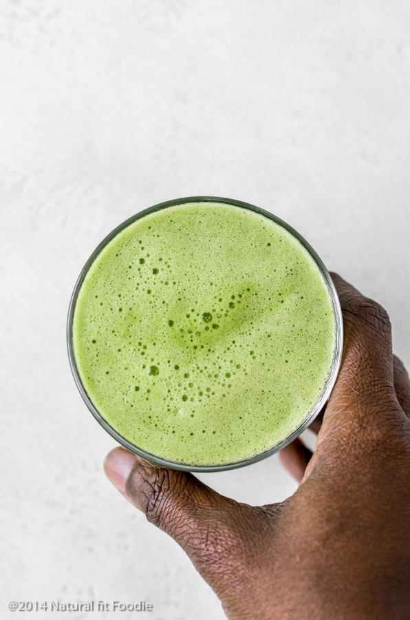 Easy Beginner Green Juice