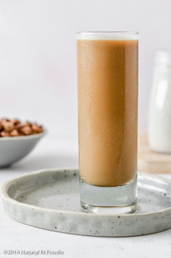 Tigernut Milk Spanish Horchata