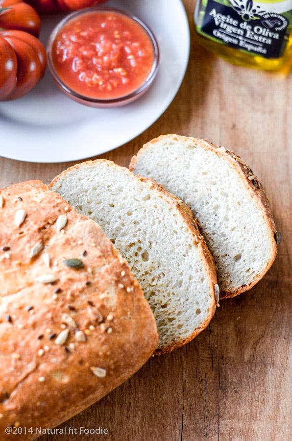 Easy Newbie Gluten Free Bread Recipe