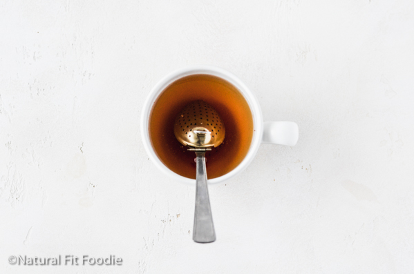 Tea for Hormone Balancing Tea Latte