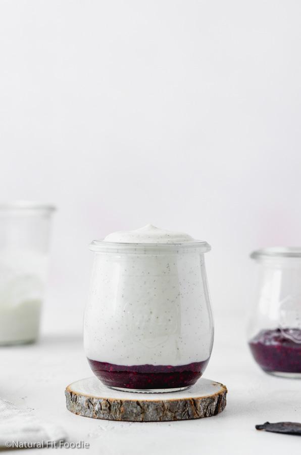 Macadamia Cashew Yogurt